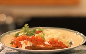 Bife à parmegiana: receita da chef Bianca Berenguer