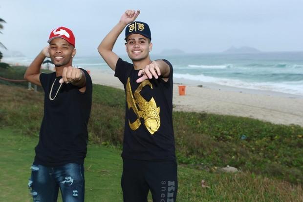 Zaac e Jhery (Foto: Divulgação / Pardal Produções)