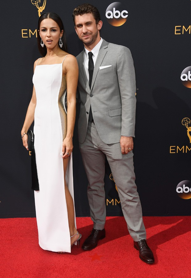 Annet Mahendru e Lucian Gibson (Foto: Getty Images)