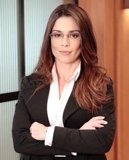 (Foto: Lucilene  em 'Guerra dos sexos' Foto: TV Globo)