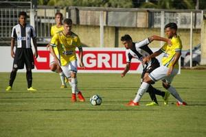 615a31d5224f5 Luverdense deixa escapar vitória e empata com Santos na Copa do ...