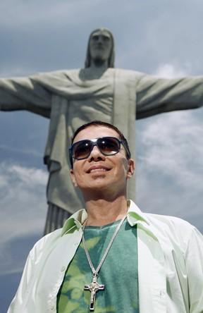 Netinho posa para o EGO (Foto: Marcos Serra Lima / EGO)
