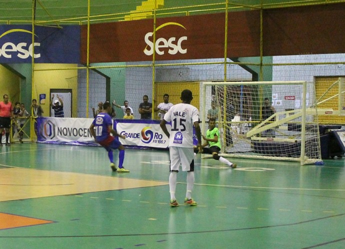 Agrovila Massangano x Bairro Vale do Grande Rio, Copa TV Grande Rio de Futsal (Foto: Emerson Rocha)