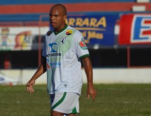 Vitinho, atacante do Sousa (Foto: Felipe Martins / GLOBOESPORTE.COM)