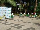 Projeto 'Udi Bike' vai instalar estações de bicicletas em Uberlândia