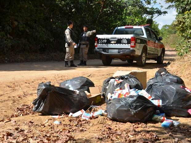Parque Estadual do Aratu é área de preservação permanente (Foto: Walter Paparazzo/G1)