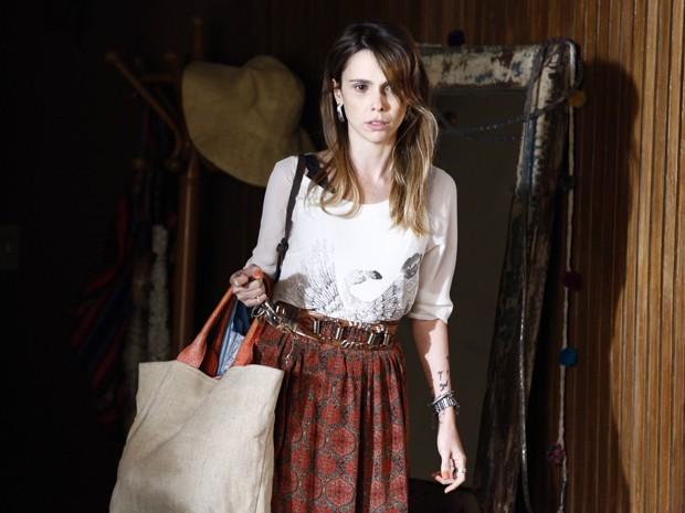 Intérprete de Ray, Débora Falabella fala sobre preparação para personagem (Foto: Inácio Moraes/TV Globo)