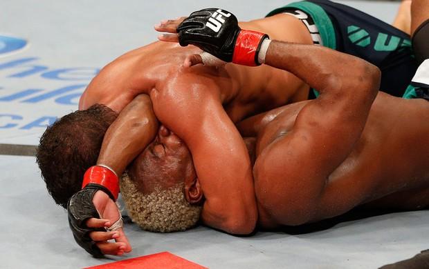 MMA léo santos e patolino (Foto: Agência Getty Images)