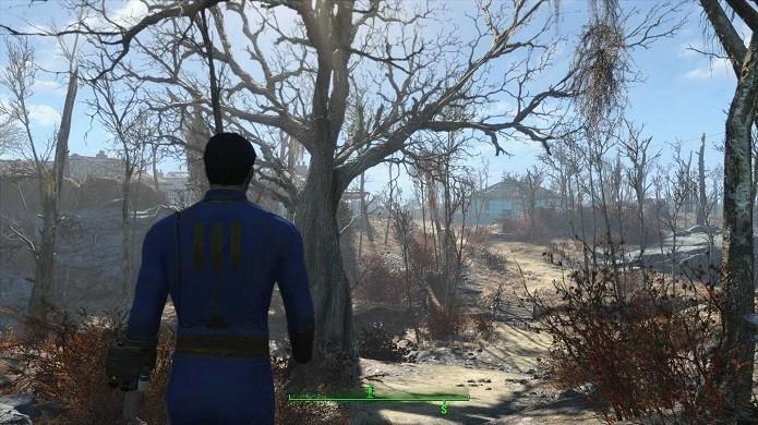 Fallout 4 foi um dos principais jogos da E3 2015 (Foto: Divulgação)