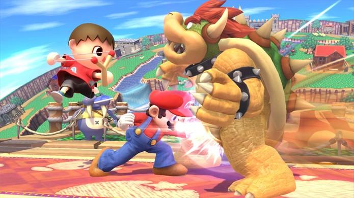 Defeito em Super Smash Bros. pode inutilizar o seu Nintendo Wii U (Foto: IGN)