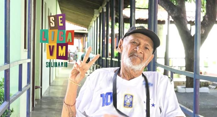 A campanha Se Liga Solidário vai ajudar o Lar Torres de Melo. (Foto: Produção / Se Liga VM)