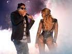 Beyoncé e Jay-Z fazem show de estreia da turnê 'On the Run'