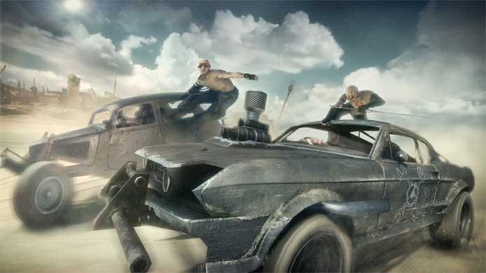 Mad Max é aventura inédita com elementos dos filmes (Foto: Divulgação/Warner)