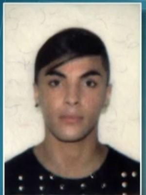 Marcos Souza foi esqueado perto do Parque do Ibirapuera (Foto: Reprodução / TV Globo)