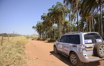 Inscrições encerradas para a etapa  de Anápolis do Rally Eco Goiás 2016