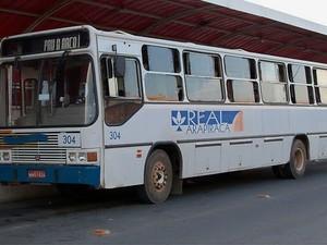 Segundo o sindicato, 20 mil passageiros ficaram sem transporte público. (Foto:  Eliete Amâncio/Sinttro)