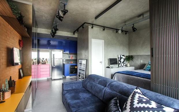 Especial decora o para apartamentos pequenos casa for Como e living room em portugues