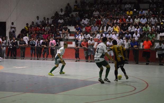 Lagarto 3 x 4 Real Moitense (Foto: João Áquila / GLOBOESPORTE.COM)