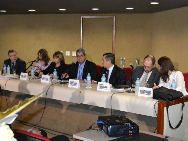 Comissão vai avaliar valor de terras para resolver conflito em MS (Foto: Fabiano Arruda/G1 MS)