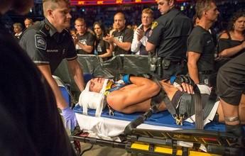 Do Bronx explica lesão no pescoço e diz que não vai precisar de cirurgia