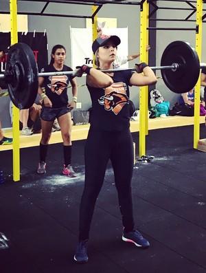 Gabriela Assef Eu Atleta Prudente Crossfit (Foto: Cedida)