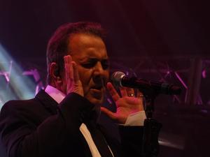 José Augusto no 24º Festival de Inverno de Garanhuns (Foto: Jael Soares/ G1)