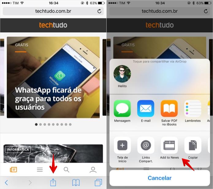 Como habilitar o app News do iPhone no Brasil | Dicas e
