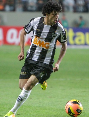 Luan; Atlético-MG; Independência (Foto: Bruno Cantini / Site Oficial do Atlético-MG)