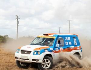 Campeonato Cearense de Rally (Foto: André Rocha/Divulgação)