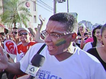 Pastor diz que viveu em 'estado de homossexualidade' por 20 anos (Foto: Reprodução/TVCA)