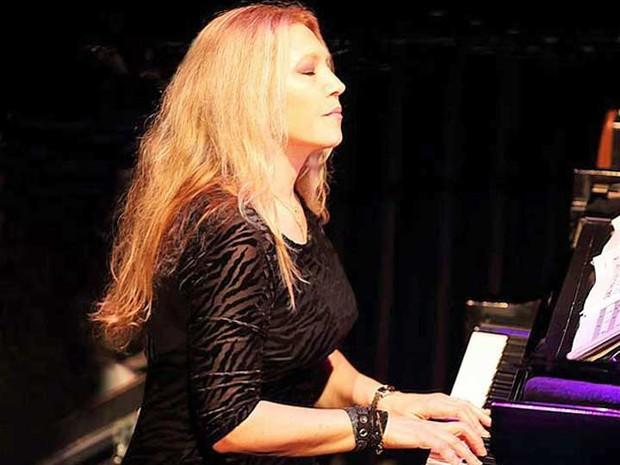 Pianista brasileira Eliane Elias (Foto: Reprodução / Facebook / Eliane Elias)
