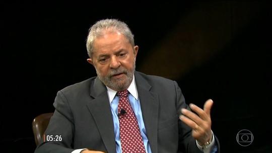 Defesa vê em denúncia a 'intenção de tirar Lula do cenário político de 2018'