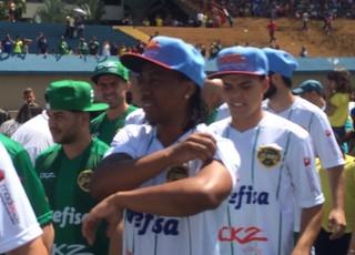 Rodrigo - volante (Foto: Guilherme Gonçalves / GloboEsporte.com)