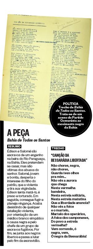A PEÇA (Foto: Reprodução)