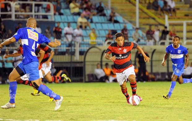 Carlos Eduardo, Flamengo x Olaria (Foto: Alexandre Vidal/Fla Imagem)