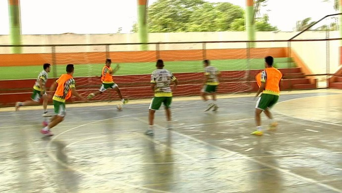 Paracuru, Zonal, Copa TV Verdes Mares, Futsal (Foto: Reprodução TV Verdes Mares)
