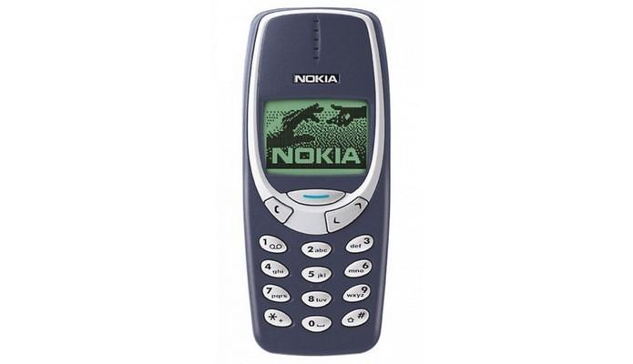 Nokia 3310 foi lançado no ano 2000 (Foto: Divulgação/Nokia)