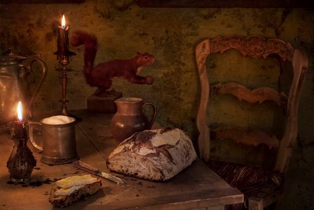 Jantar de Os Miseráveis (Foto: Divulgação)