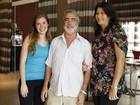 Pai da Fernanda do 'BBB 13' aprova André: 'Menino de raiz, igual a gente'