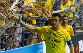Aos 39 anos, Falcão é convocado para sua quinta Copa do Mundo. Veja a lista