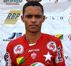 Raianderson da Costa (Careca), 19 anos, Rio Branco-AC (Foto: Duaine Rodrigues)