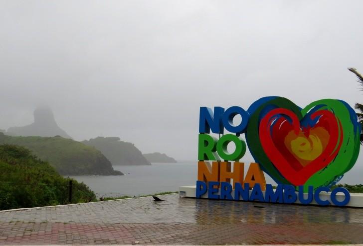 Chuva Fernando de Noronha