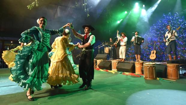 'Natal dos Pampas' traz nomes da música gaúcha (Cleiton Thiele/SerraPress/Divulgação)