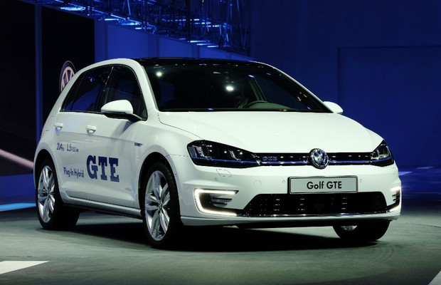 Volkswagen Golf GTE (Foto: Newspress)