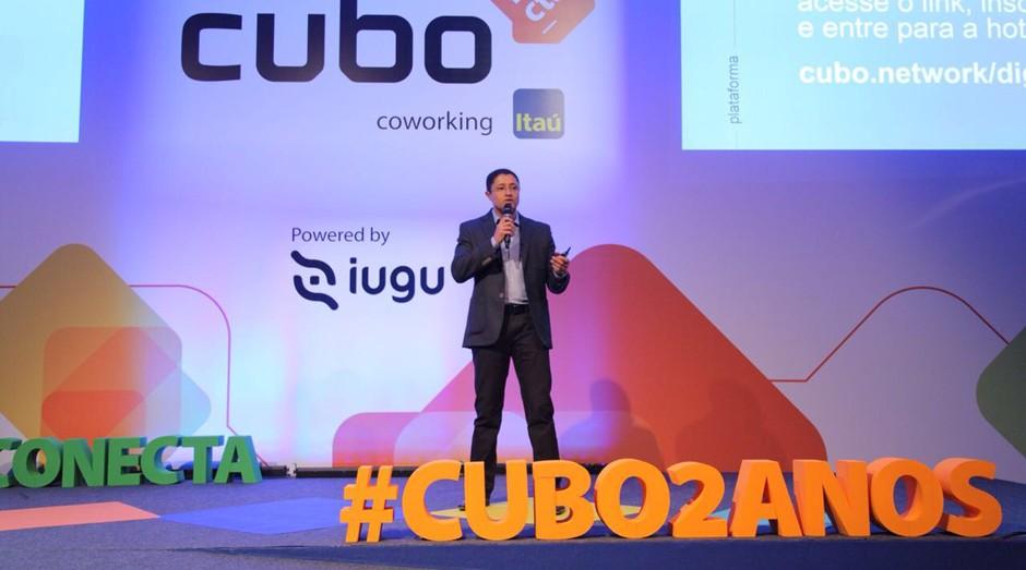 Lineu Andrade, diretor de tecnologia do Itaú no Cubo Conecta (Foto: Divulgação)