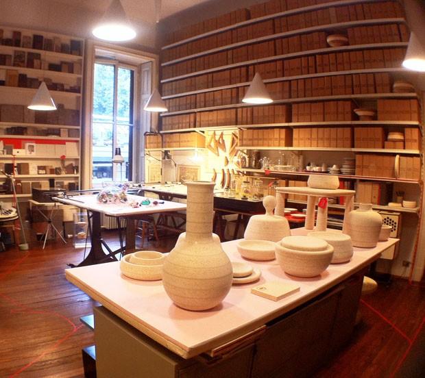 Studio Castiglioni (Foto: Reprodução)
