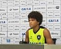"""Camilo treina e diz que está pronto para reforçar Botafogo: """"Estou 100%"""""""