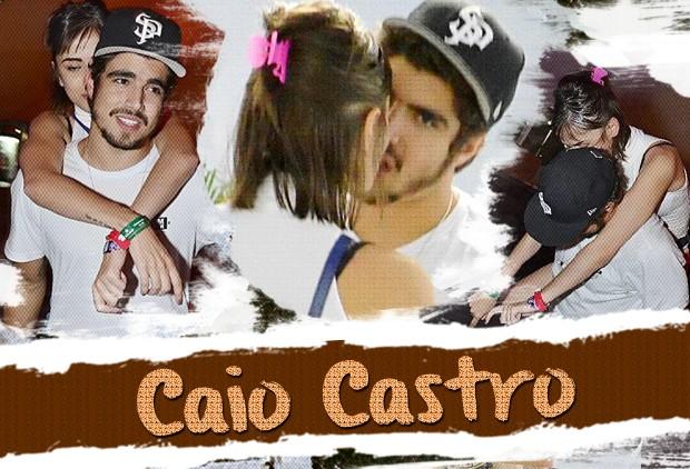 Caio Castro (Foto: AgNews)
