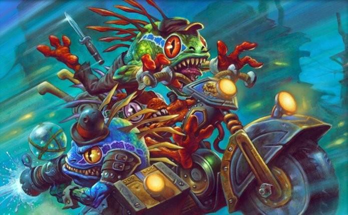 Expansão adiciona mais de 100 novas cartas a Hearthstone: Heroes of Warcraft (Foto: Divulgação/Blizzard)