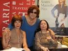 Fotobiografia de Marília Pêra é lançada no Rio e reúne famosos